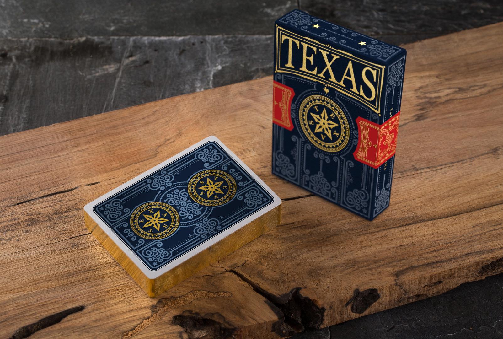 texas gold card